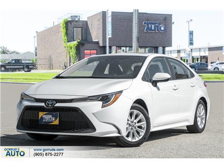 2020 Toyota Corolla LE (Stk: 027465) in Milton - Image 1 of 19