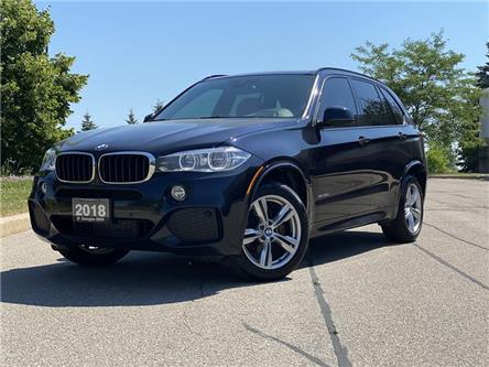 2018 BMW X5 xDrive35d (Stk: B20158T1) in Barrie - Image 1 of 19
