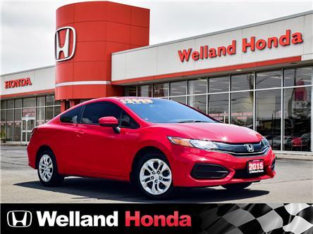 2015 Honda Civic LX (Stk: U6791) in Welland - Image 1 of 22