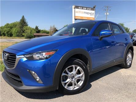 2017 Mazda CX-3 GS (Stk: -) in Kemptville - Image 1 of 28