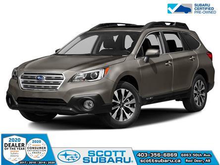 2015 Subaru Outback 3.6R Limited Package (Stk: 10422U) in Red Deer - Image 1 of 11