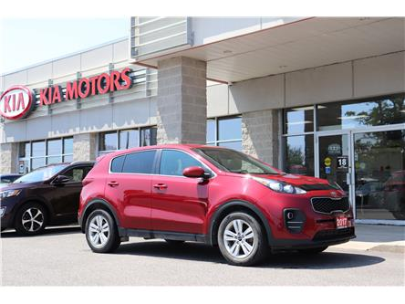 2017 Kia Sportage LX (Stk: 06907A) in Cobourg - Image 1 of 24
