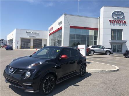 2014 Nissan Juke Nismo (Stk: 90389A) in Ottawa - Image 1 of 20