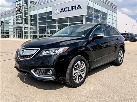 2017 Acura RDX Elite (Stk: A4211) in Saskatoon - Image 1 of 29