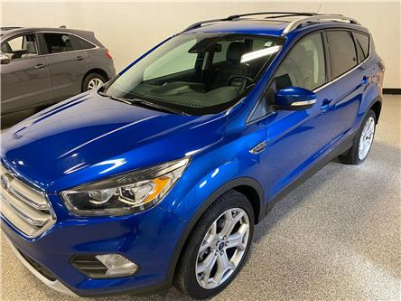 2017 Ford Escape Titanium (Stk: P12327) in Calgary - Image 1 of 18