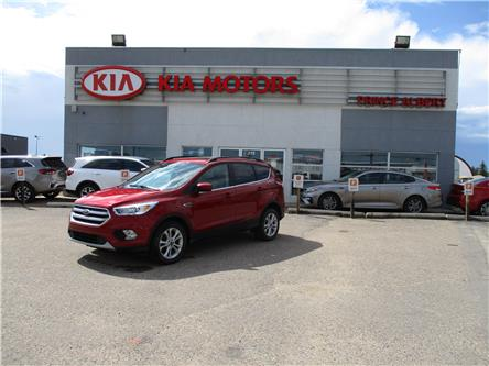 2017 Ford Escape SE (Stk: B4157A) in Prince Albert - Image 1 of 12