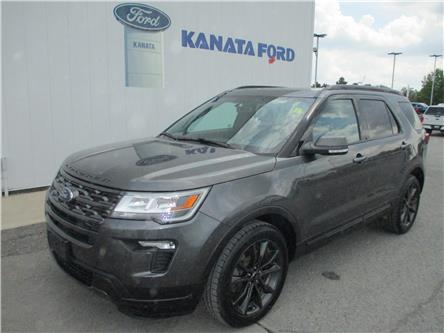 2018 Ford Explorer XLT (Stk: P49920) in Kanata - Image 1 of 17