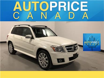 2010 Mercedes-Benz Glk-Class Base (Stk: D0816A) in Mississauga - Image 1 of 23
