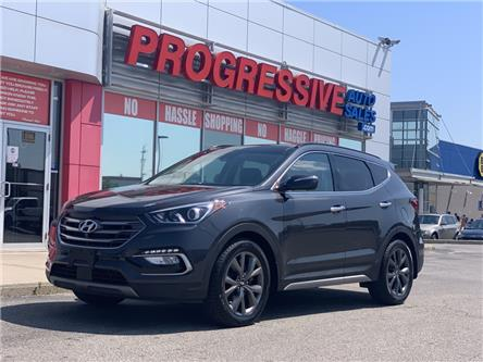 2018 Hyundai Santa Fe Sport 2.0T Ultimate (Stk: JG516727) in Sarnia - Image 1 of 23