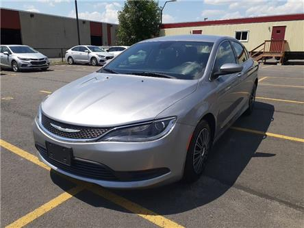 2016 Chrysler 200 LX (Stk: a20082a) in Ottawa - Image 1 of 18