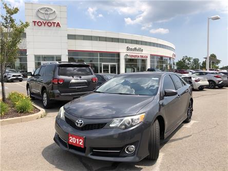 2012 Toyota Camry SE V6 (Stk: P2202) in Whitchurch-Stouffville - Image 1 of 15