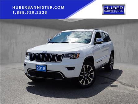 2018 Jeep Grand Cherokee Limited (Stk: 9503A) in Penticton - Image 1 of 26
