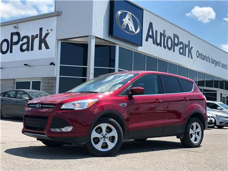 2016 Ford Escape SE (Stk: 16-14440JB) in Barrie - Image 1 of 26