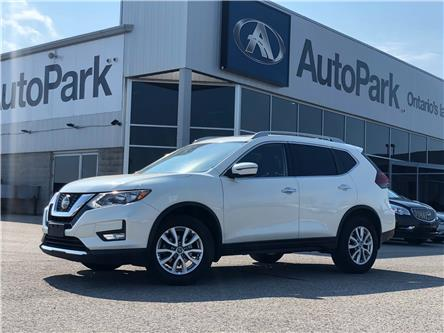 2019 Nissan Rogue SV (Stk: 19-51346RJB) in Barrie - Image 1 of 27