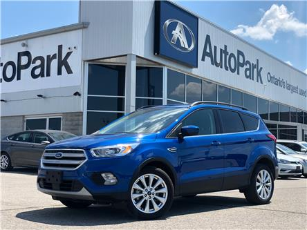 2019 Ford Escape SEL (Stk: 19-56831RJB) in Barrie - Image 1 of 26