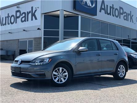 2018 Volkswagen Golf 1.8 TSI Trendline (Stk: 18-83515RJB) in Barrie - Image 1 of 23