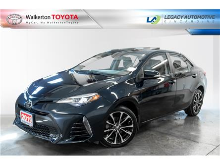 2019 Toyota Corolla SE (Stk: PL076) in Walkerton - Image 1 of 18