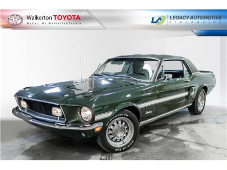 1968 Ford Mustang GT/CS  (Stk: ) in Walkerton - Image 1 of 31