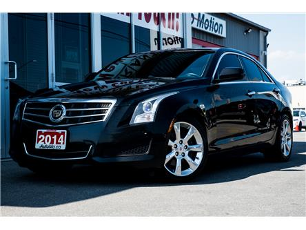 2014 Cadillac ATS 2.0L Turbo (Stk: 20476) in Chatham - Image 1 of 25