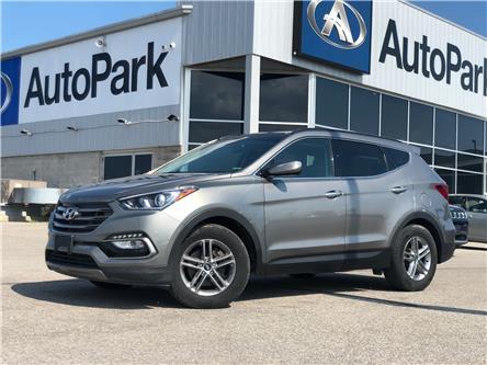 2018 Hyundai Santa Fe Sport 2.4 Luxury (Stk: 18-80054RJB) in Barrie - Image 1 of 31