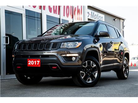 2017 Jeep Compass Trailhawk (Stk: 20482) in Chatham - Image 1 of 22