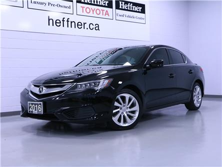 2016 Acura ILX Base (Stk: 207122) in Kitchener - Image 1 of 23
