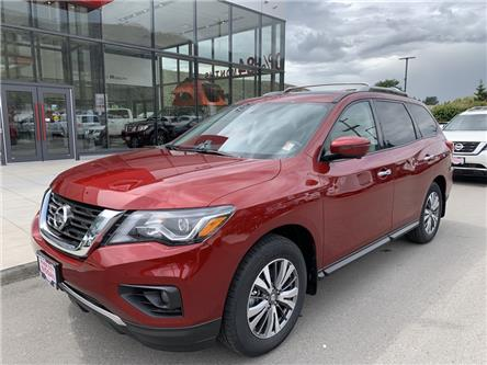 2020 Nissan Pathfinder SL Premium (Stk: T20172) in Kamloops - Image 1 of 27