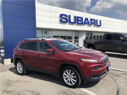 2016 Jeep Cherokee Limited (Stk: S20270A) in Newmarket - Image 1 of 20