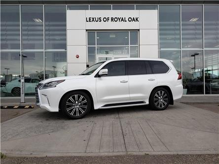 2019 Lexus LX 570 Base (Stk: LU0316) in Calgary - Image 1 of 26