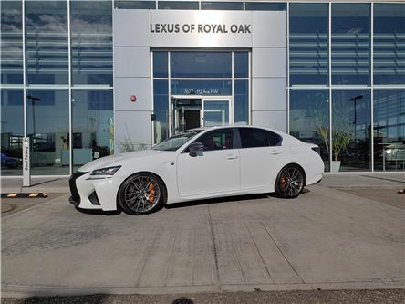 2016 Lexus GS F Base (Stk: L20278A) in Calgary - Image 1 of 22