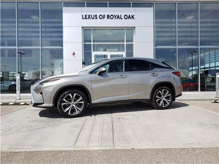2018 Lexus RX 450h Base (Stk: L20322A) in Calgary - Image 1 of 25