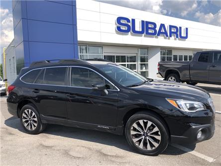 2016 Subaru Outback 2.5i Limited Package (Stk: P628) in Newmarket - Image 1 of 8