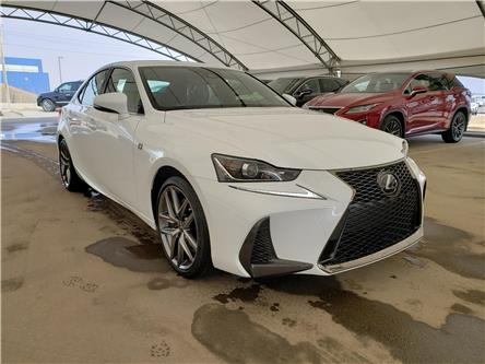 2020 Lexus IS 350 Base (Stk: L20344) in Calgary - Image 1 of 5