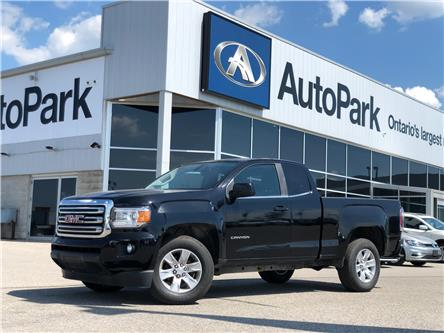 2015 GMC Canyon SLE (Stk: 15-65636JB) in Barrie - Image 1 of 23