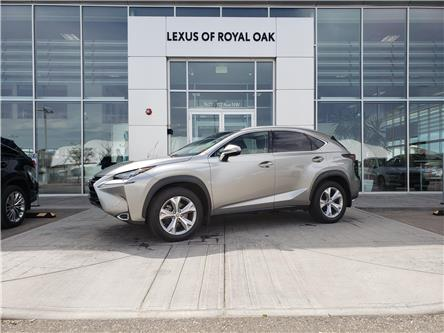 2017 Lexus NX 200t Base (Stk: L20384A) in Calgary - Image 1 of 21