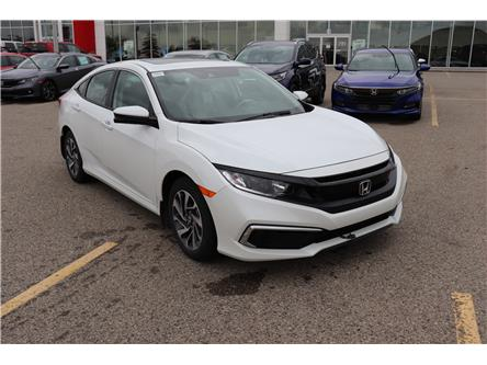 2020 Honda Civic EX (Stk: 2200150) in Calgary - Image 1 of 9