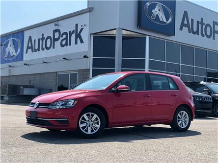 2018 Volkswagen Golf 1.8 TSI Trendline (Stk: 18-85199RJB) in Barrie - Image 1 of 23