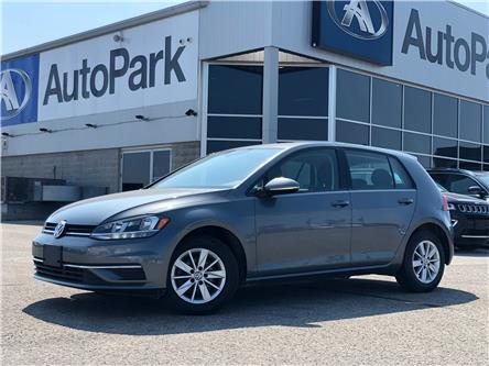 2018 Volkswagen Golf 1.8 TSI Trendline (Stk: 18-83078RJB) in Barrie - Image 1 of 22