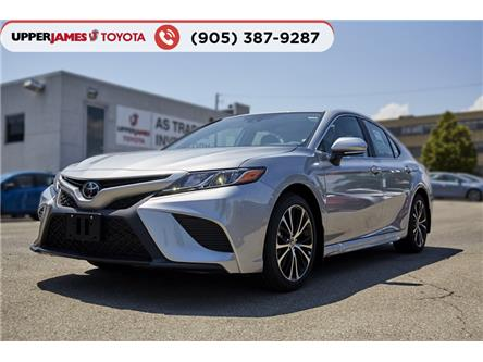 2020 Toyota Camry SE (Stk: 200678) in Hamilton - Image 1 of 21