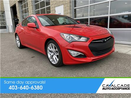 2013 Hyundai Genesis Coupe  (Stk: 60273) in Calgary - Image 1 of 20