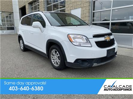 2014 Chevrolet Orlando  (Stk: R60956) in Calgary - Image 1 of 21