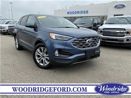 2019 Ford Edge Titanium (Stk: 17529) in Calgary - Image 1 of 22