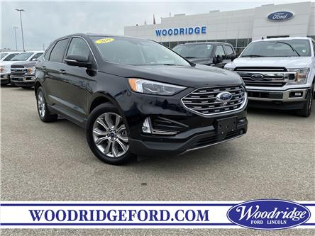 2019 Ford Edge Titanium (Stk: 17530) in Calgary - Image 1 of 22