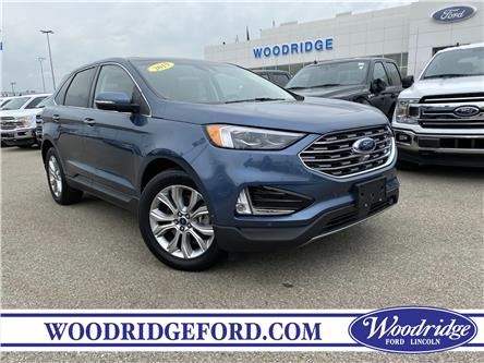 2019 Ford Edge Titanium (Stk: 17532) in Calgary - Image 1 of 23