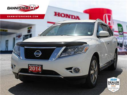 2014 Nissan Pathfinder Platinum (Stk: 19-370B) in Vernon - Image 1 of 16