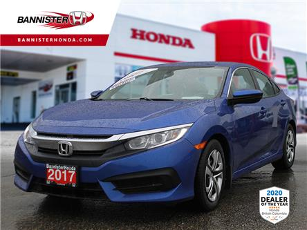 2017 Honda Civic LX (Stk: L20-049) in Vernon - Image 1 of 10