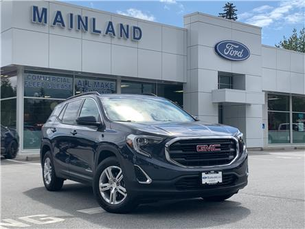 2018 GMC Terrain SLE (Stk: P2416A) in Vancouver - Image 1 of 30