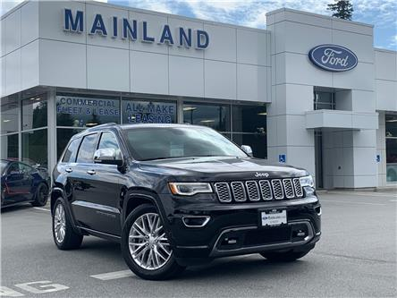 2018 Jeep Grand Cherokee Overland (Stk: P2981) in Vancouver - Image 1 of 25