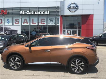 2018 Nissan Murano  (Stk: P2707) in St. Catharines - Image 1 of 11