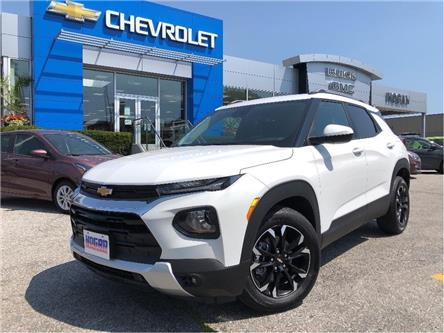 2021 Chevrolet TrailBlazer LS (Stk: M010375) in Scarborough - Image 1 of 15